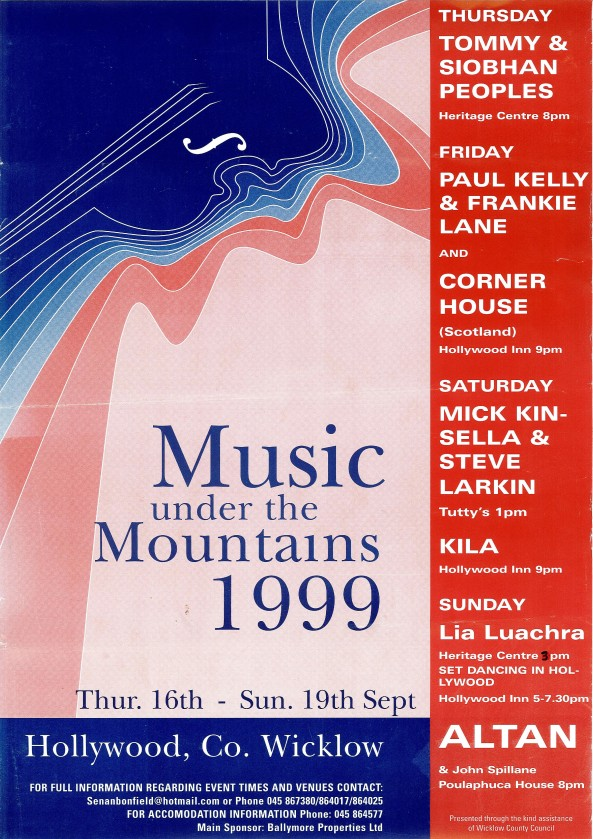 1999 Poster
