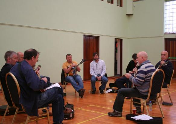 Paul Kelly workshop 2012